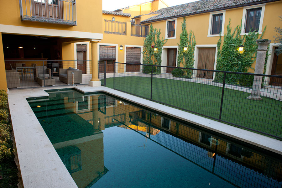 Villa cornelius casa rural de 3 espigas villa - Casas rurales en la provincia de toledo ...